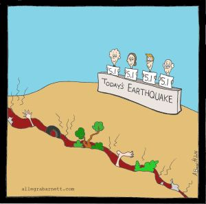cartoon earthquake color2