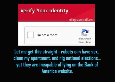 not a robot final